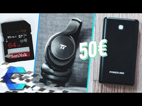 Die besten Technik Gadgets unter 50€ - Juli! | CoolTech
