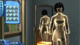  Sims 3 - Supernatural Tendencies - Part 1 - New CAS Items and Moonlight Falls Overview