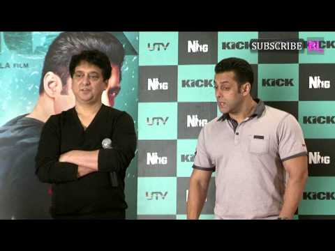 Salman Khan Launched An Action Making Video For Kick Part 4 video