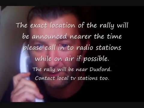 CHEMTRAIL RALLY UPDATE May 26th 2011