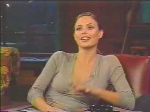 Josie Maran - [May-2004] - interview Video