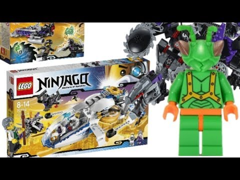 2014 LEGO Ninjago sets: My Thoughts! (Part 2)