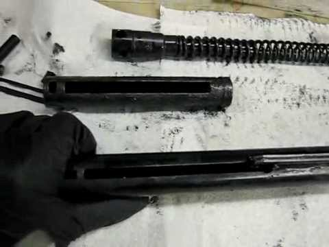 How to Tear Down a Gamo CFX
