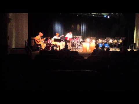 Northwest Mississippi Community College Faculty Jazz Quartet Concert, April 24th, 2013