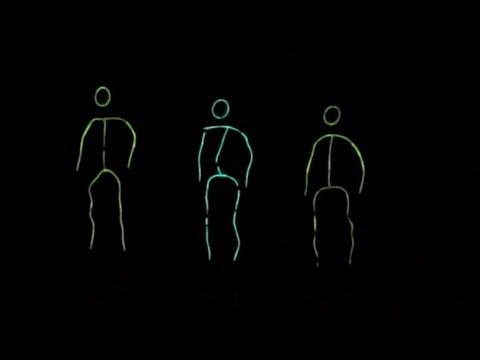 Glow Sticks Dance Glow Stick Dance