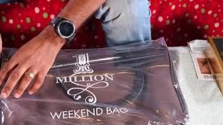 PACO RABANNE 1 MILLION LUCKY EAU DE TOILETTE SPRAY GIFT SET REVIEW!!!!!