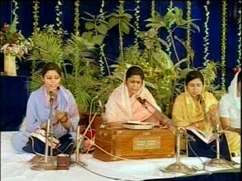 Shri Ram Sharnam Gohana India - Hanuman Chalisa (Bhabhi Maa) -...
