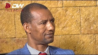 Arena Abreha Desta and Activist Daniel Berhane on DW TV part 1