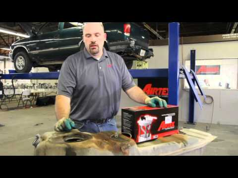 How to install Fuel Pump E3953M in 1997-1998 Chevrolet S10 Blazer. GMC S15 Jimmy