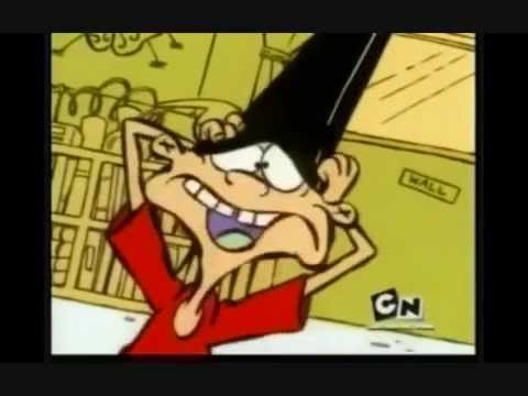 Ed Edd n Eddy Theoies: What is under Double D's hat?