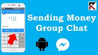 How To Send Money To Someone In A Group Conversation Facebook Messenger Android
