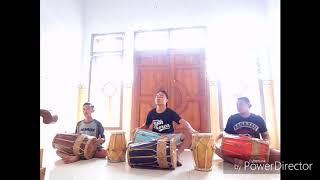 Rampak Kendang Banyuwangi (Latihan)