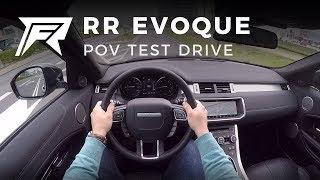 2018 Range Rover Evoque 2.0 Si4 240 - POV Test Drive (no talking, pure driving)