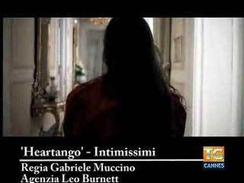 GABRIELE MUCCINO – SPOT CON MONICA BELLUCCI PER INTIMISSIMI