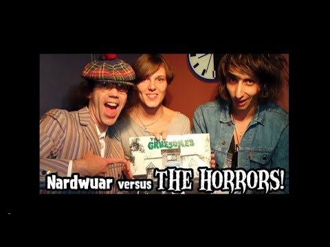 Nardwuar vs. The Horrors