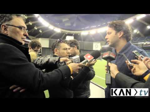 Montreal Impact vs CF Pachuca : Adam Braz Post Match Press Conference | AFROKANLIFE