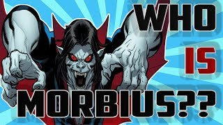 History and Origin of Morbius The Living Vampire!