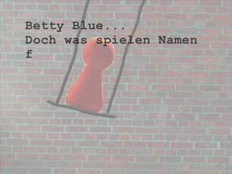 Dritte Wahl - Betty Blue