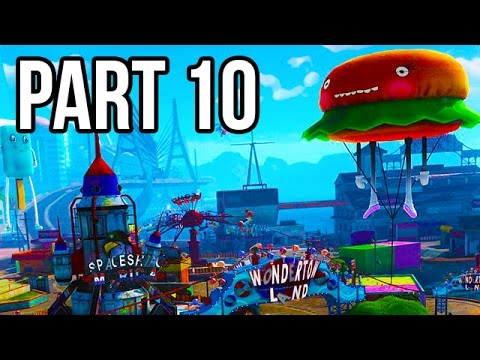 sunset overdrive walkthrough part - photo #23