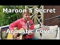 Secret Maroon 5 Cover By Sam Stacy mp3