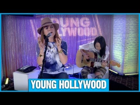JoJo Goes Acoustic at the YH Studio!