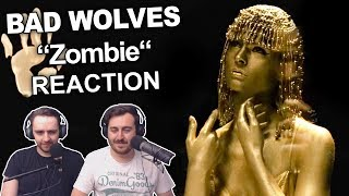 "Download Lagu ""Bad Wolves - Zombie"" Reaction Gratis STAFABAND"