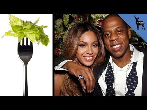 Jay Z and Beyonce Go Vegan For 22 Days!