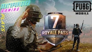 #pubgmobilelivestream #pubglive 🔴PUBG MOBILE LIVE HINDI|HowS The JOSHHH|Here i am After 8 dayss|