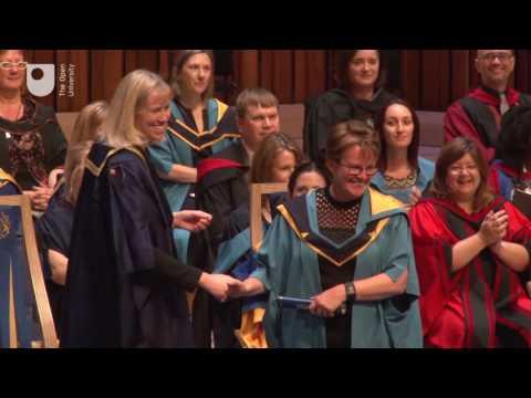 London degree ceremony, Saturday 17 September 2016 AM
