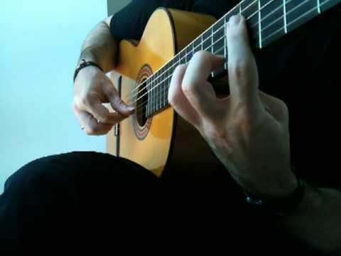 Cancion (Tremolo) by Jorge Cardoso