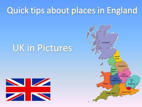 Places to visit in England - Quick travel guide to England
