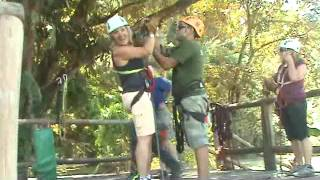 Sherry Rocks Vista Los Suenos Canopy Tour