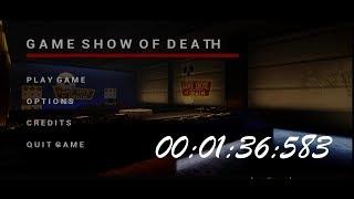 Game Show Of Death - Speedrun