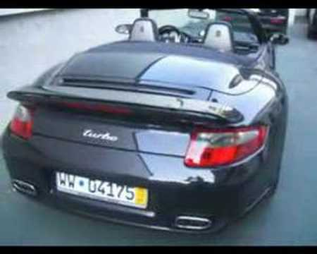 Porsche 911 997 Turbo Cabrio Tiptronic