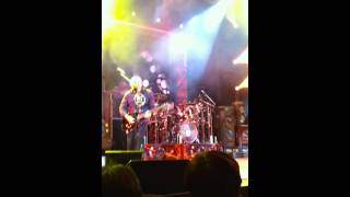 Rush - Leave That Thing Alone - Time Machine - FRONT ROW!