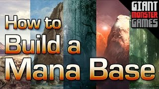 How to build a mana base for a modern deck