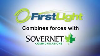 FirstLight and Sovernet Combine Forces!