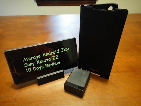 AAJ - Sony Xperia Z2 [[10 Days Review]]