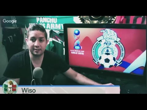 The Mexican Soccer Show: U17 World Cup, Osorio in Europe & Liga MX