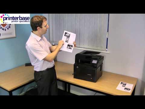 HP LaserJet Pro M425dn Mono Laser Multifunction Printer Review