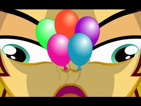 Pytp - Sunset Shemale Chce Więcej Balonów video