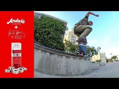 Paul Rodriguez Andalé Unboxing | Prod Andalé Bearings