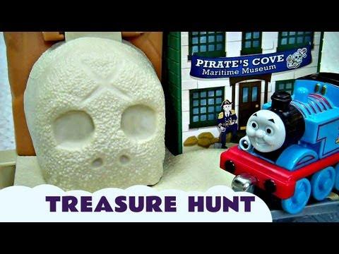 Take N Play Treasure Hunt Thomas The Train Set Kids Toy Train Set Thomas The Tank Engine