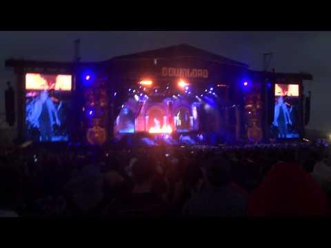 (HD) Avenged sevenfold - Nightmare live at download festival 2014 donington UK