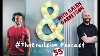 """""""New"""" Knife Makers, Leaving the Kitchen, Custom Shapes & Passion w/Galen Garretson-Ep. 55"""