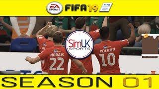 E01 | FIFA 19 ULTIMATE Single Player Career | Innsbruck H Champions Trophy | FIFA 19 USPC Season1