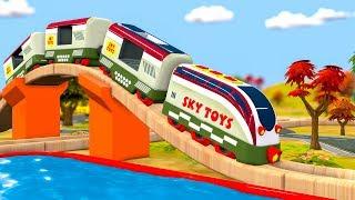 chu chu train - Choo Choo train - Kids Videos for Kids - Trains - chu chu train video