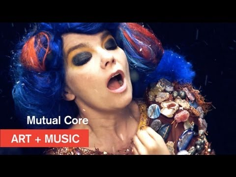 BjÓ§rk - Mutual Core - OFFICIAL - Art + Music - MOCAtv