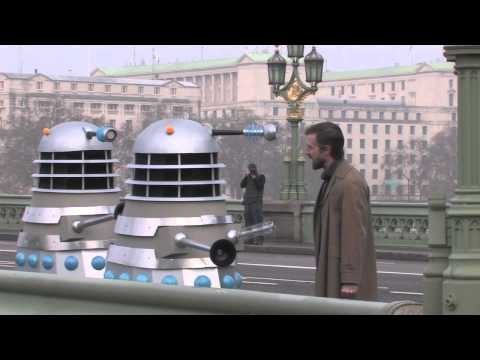 Daleks 2013AD (Filming for
