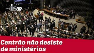 Centrão quer fazer o governo sangrar